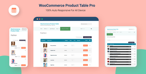 Woo Product Table Pro - WooCommerce Product Table view solution - 8