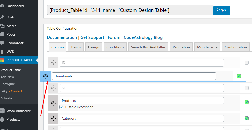 Woo Product Table Pro - WooCommerce Product Table view solution - 10