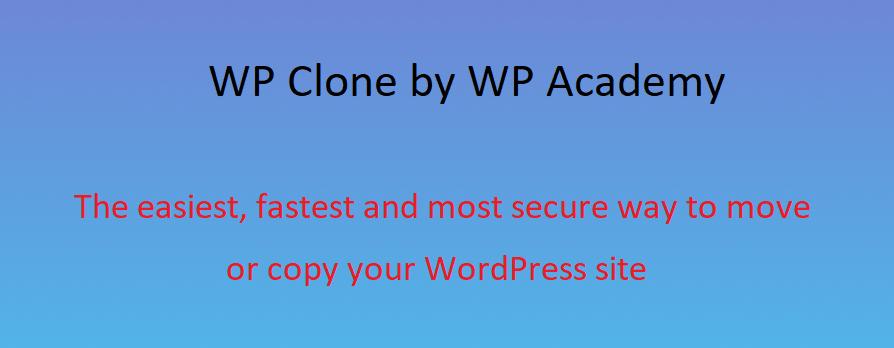 Wp Clone