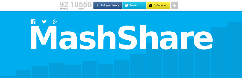 MashShare social media plugin