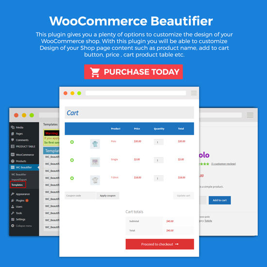 WooCommerce Beautifier - 1
