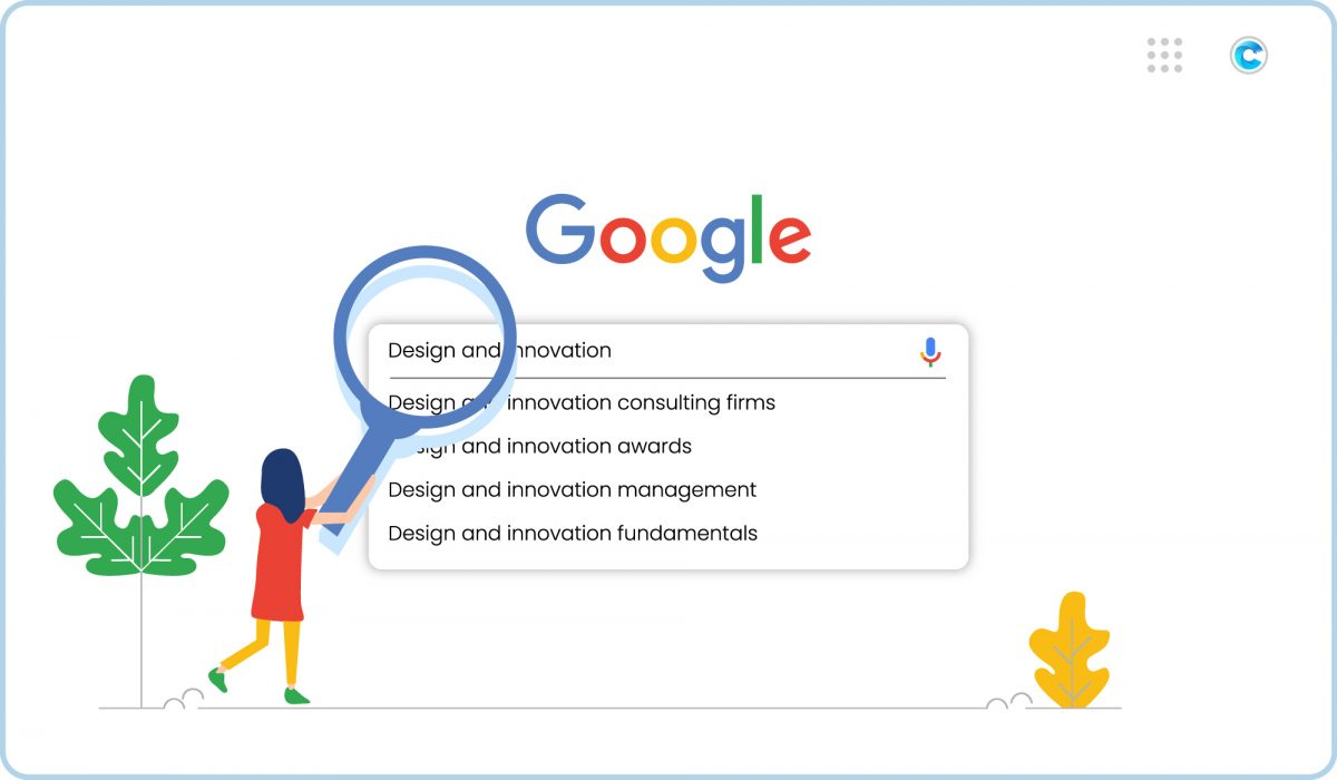 Design and Innovation – Google Search Engine